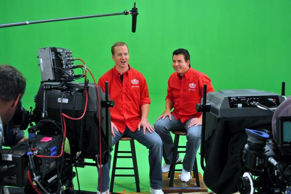 John Schnatter Family http://thacover2.com/2012/10/peyton-manning-now-owns-21-denver-area-papa-johns-pizza-franchises/