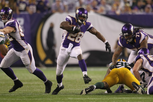 adrian peterson wants to play special teams