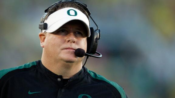 chip kelly unsure about his future