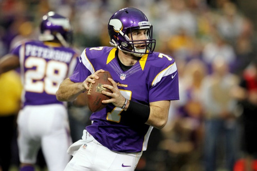 christian ponder, elbow