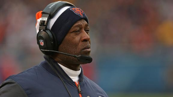 lovie fired because of lack of offense